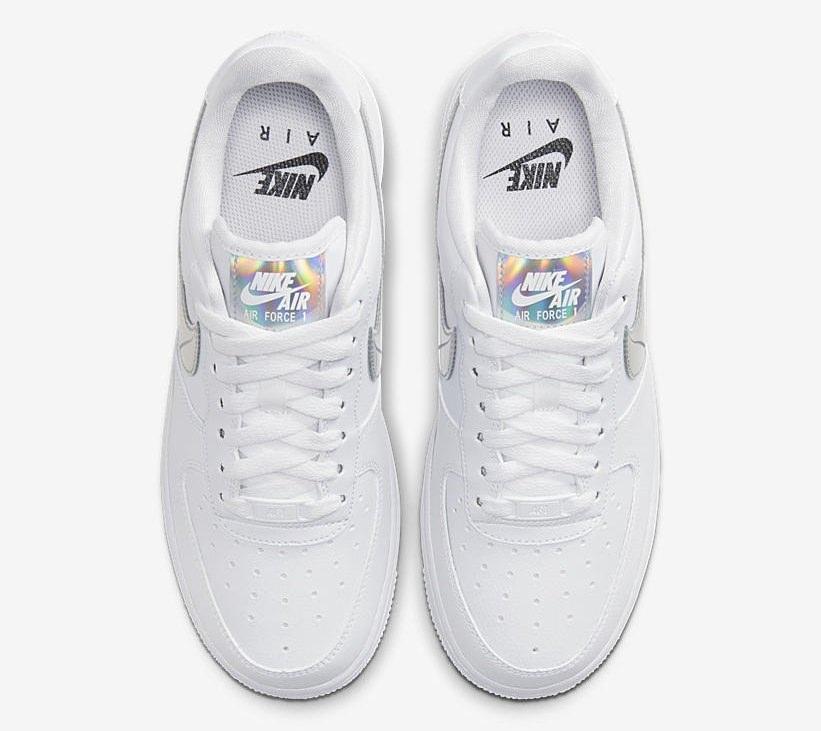 Nike Air Force 1 CJ1646-100-a 3 laces