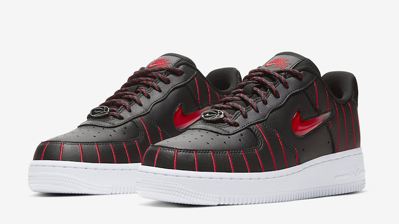 Nike Air Force 1 Jewel Chicago CU6359-001 front