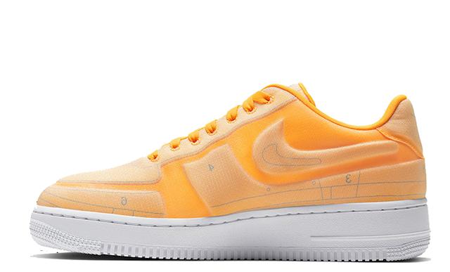 Nike Air Force 1 LX Laser Orange CI3445-800