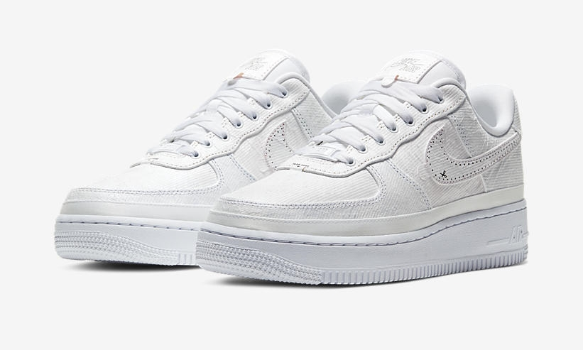 Nike Air Force 1 Low LX White front