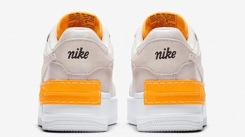 air max 1 orange beige