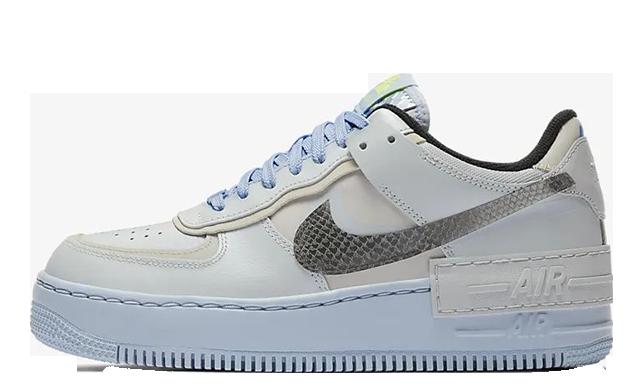 Nike Air Force 1 Shadow Hydrogen Blue CV3027-001