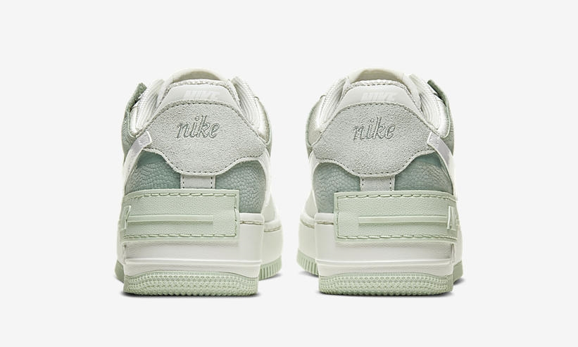 Nike Air Force 1 Shadow Pistachio Frost side back