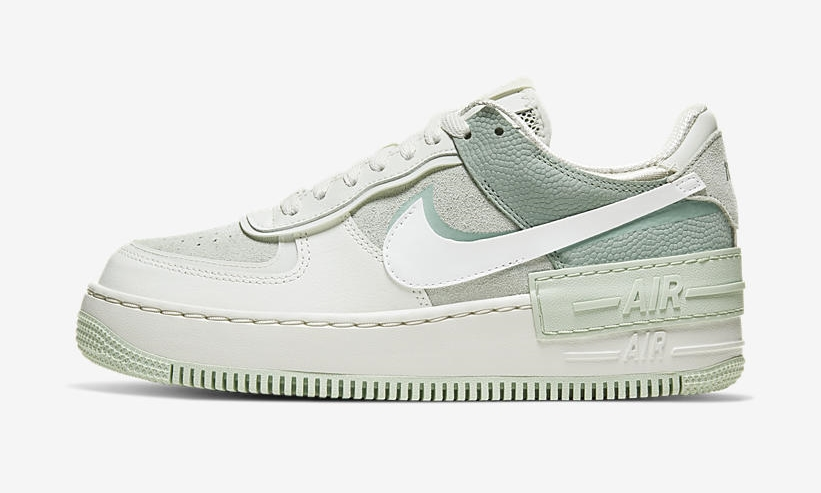 Nike Air Force 1 Shadow Pistachio Frost side