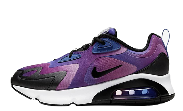 Nike Air Max 200 Purple Flamingo CK2596-400