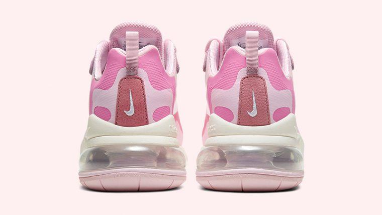 Nike Air Max 270 React Pink CZ0364-600 back thumbnail image