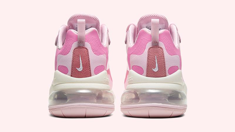 Nike Air Max 270 React Pink CZ0364-600 back