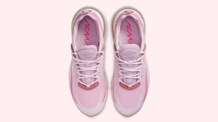 Nike Air Max 270 React Pink CZ0364-600 middle thumbnail image