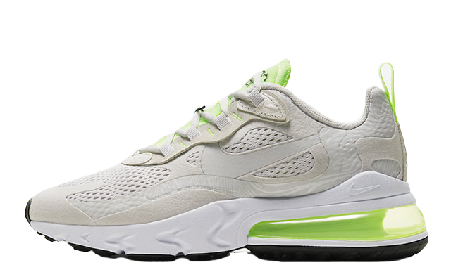 Nike Air Max 270 React Vast Grey CU3447-001