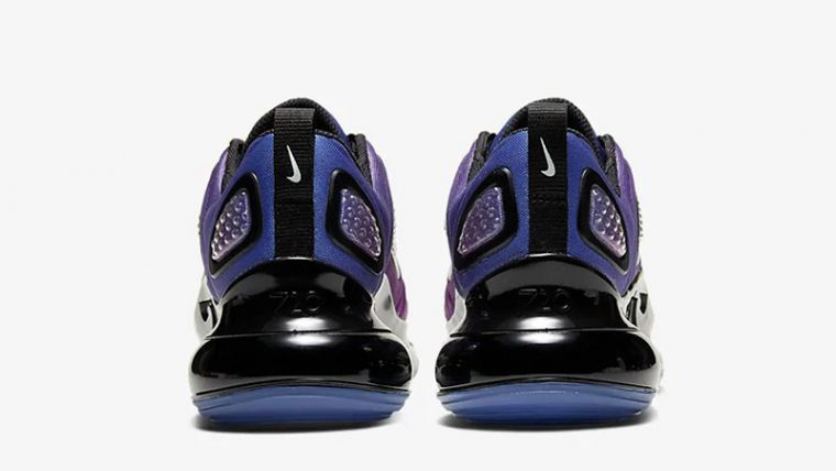 Nike Air Max 720 Purple Flamingo CD0683-400 back thumbnail image