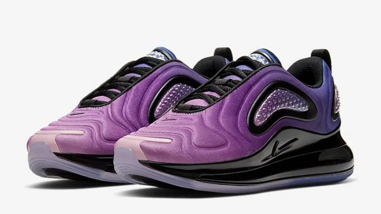 Nike Air Max 720 Purple Flamingo CD0683-400 front thumbnail image