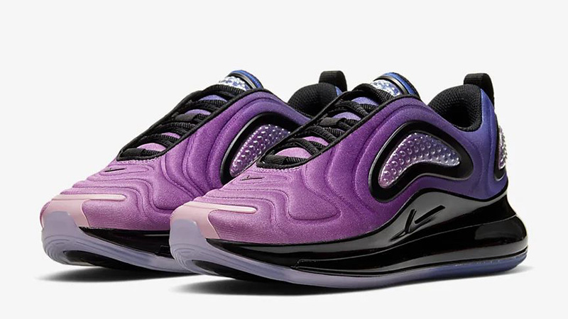 Nike Air Max 720 Purple Flamingo CD0683-400 front