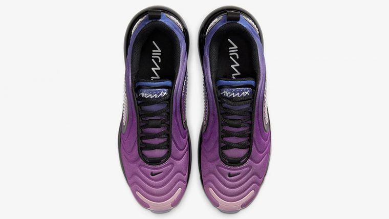 Nike Air Max 720 Purple Flamingo CD0683-400 middle thumbnail image