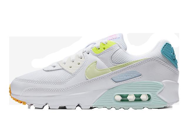 Nike Air Max 90 Pastel White