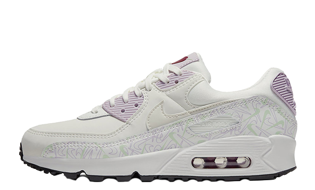 Nike Air Max 90 Valentines Day White CI7395-100