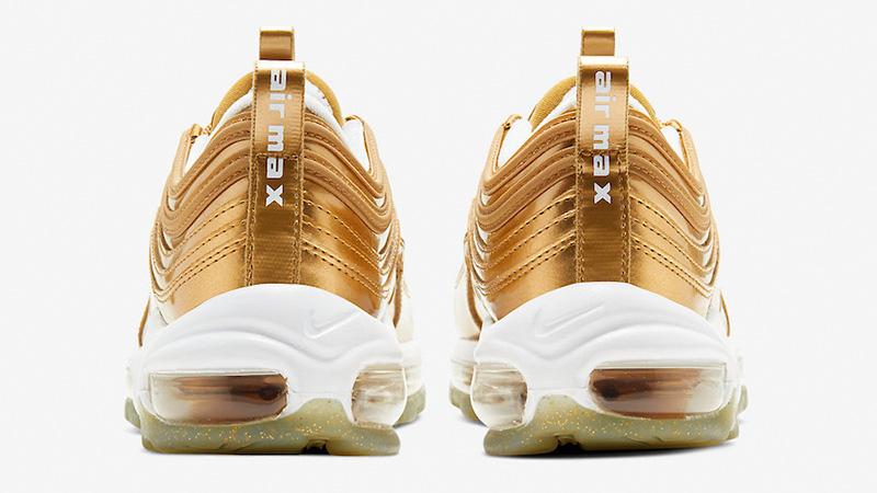 Nike Air Max 97 Metallic Gold CJ0625-700 back