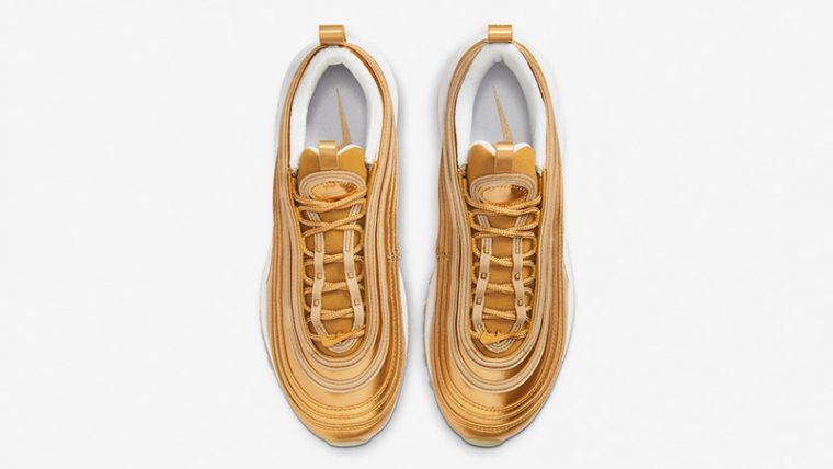 Nike Air Max 97 Metallic Gold CJ0625-700 middle thumbnail image