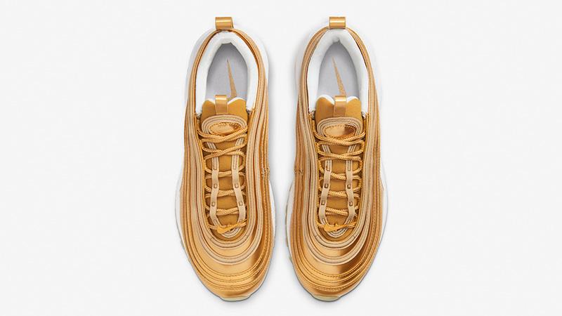 Nike Air Max 97 Metallic Gold CJ0625-700 middle