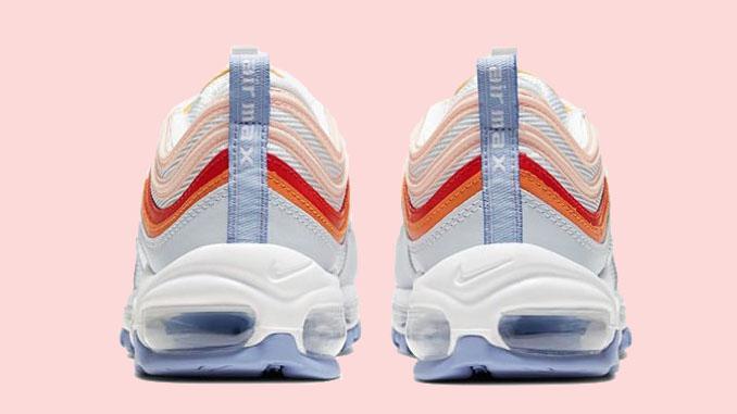 Nike Air Max 97 multi pastel back