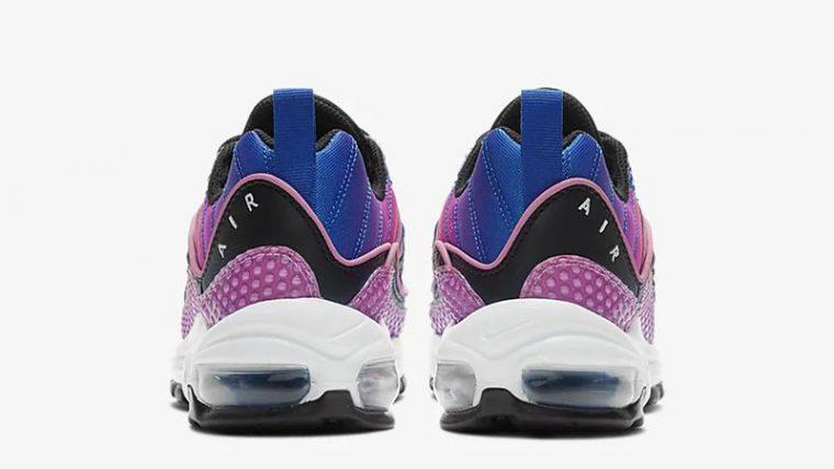 Nike Air Max 98 Purple Flamingo CI7379-400 back thumbnail image