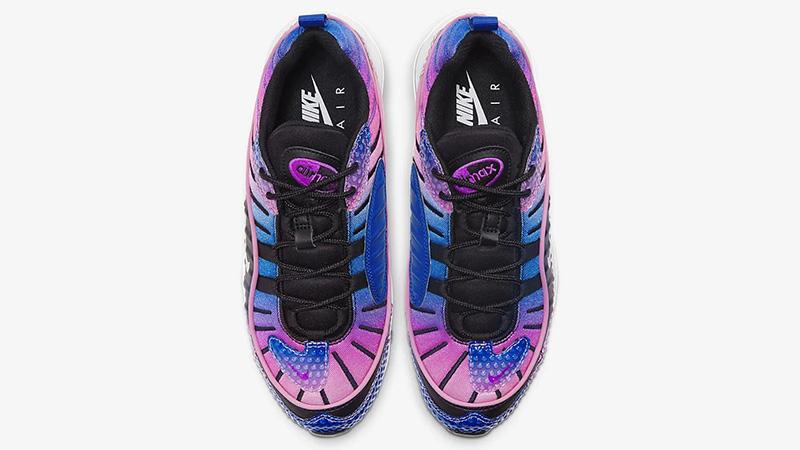 Nike Air Max 98 Purple Flamingo CI7379-400 middle