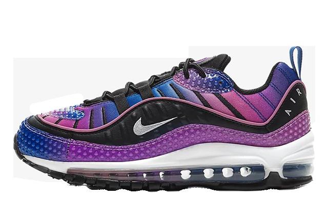 Nike Air Max 98 Purple Flamingo CI7379-400