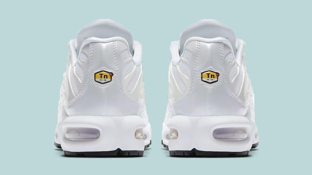 Nike Air Max Plus White back copy