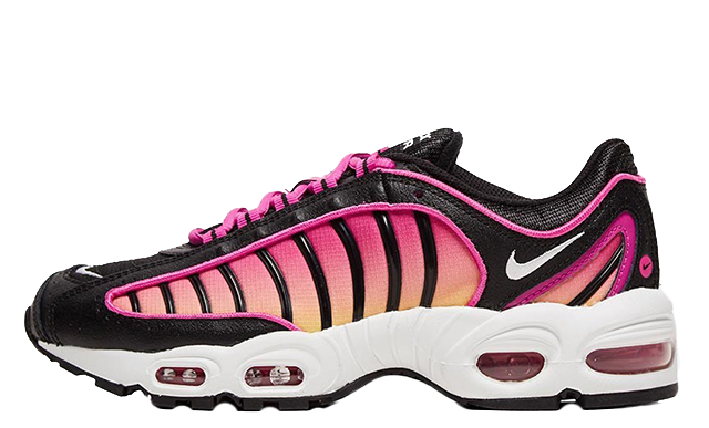 Nike Air Max Tailwind 4 Black Fire Pink