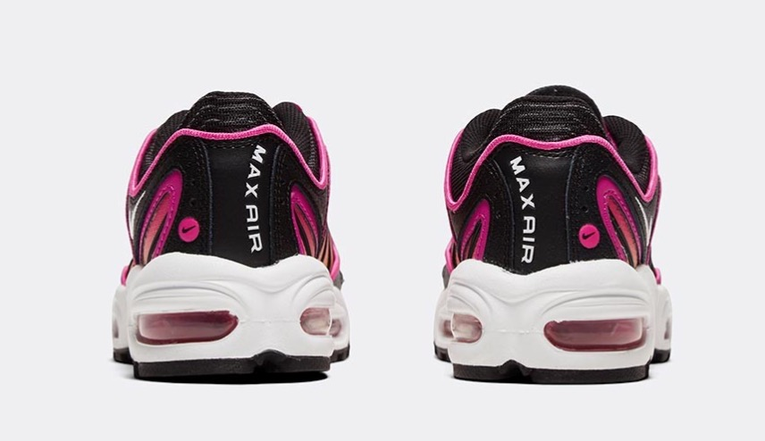 Nike Air Max Tailwind Black Fire Pink
