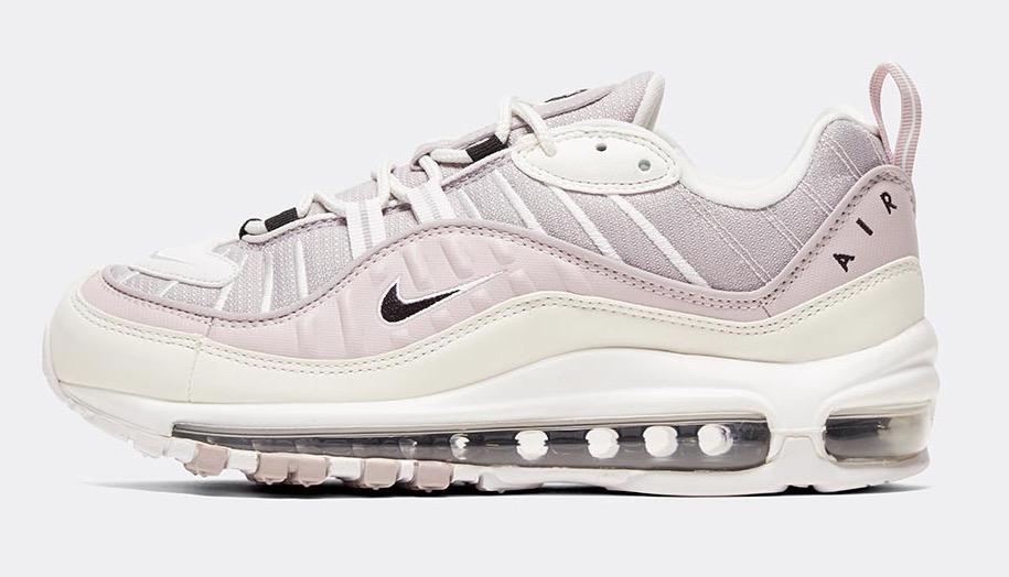 Nike Air max 98 Silver Lilac