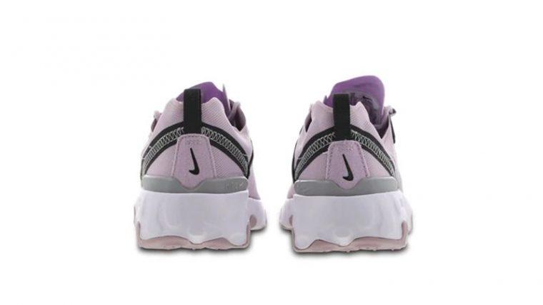 Nike Element 55 GS Lilac Grey CK4081-500 back thumbnail image
