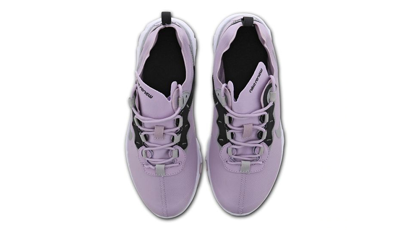 Nike Element 55 GS Lilac Grey CK4081-500 middle