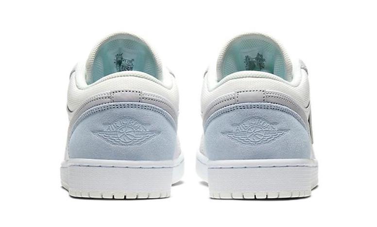 Nike Jordan 1 Low Paris White Blue