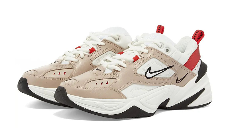 Nike M2K Tekno Fossil Stone AO3108-205 front