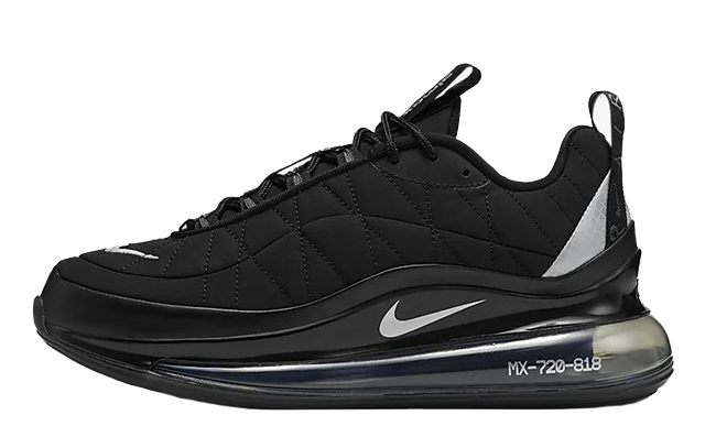 Nike Mx 720 818 Black Ci3869 001 The Sole Womens