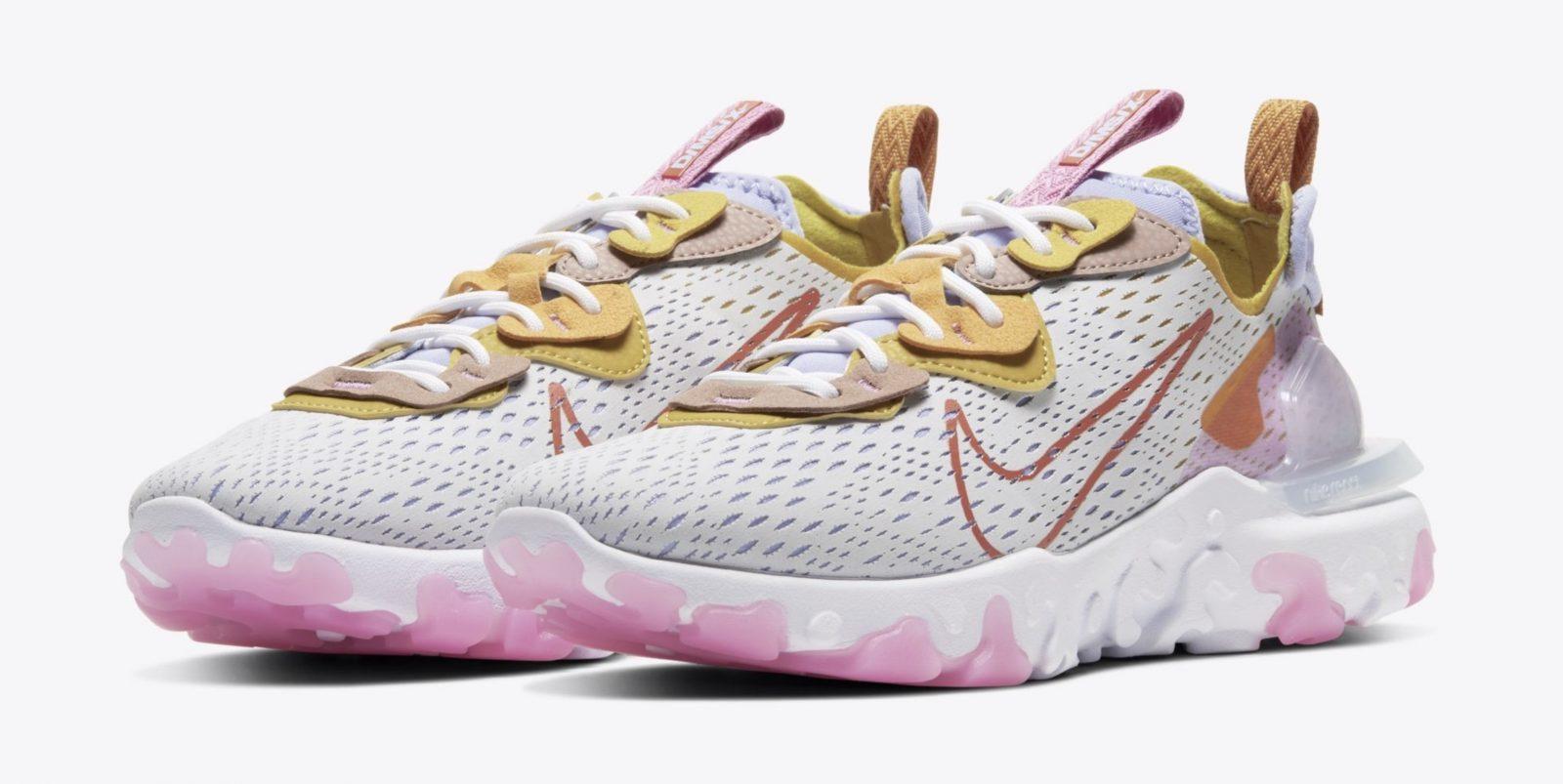 Nike React Vision Platinum Pink | CI7523-003 2