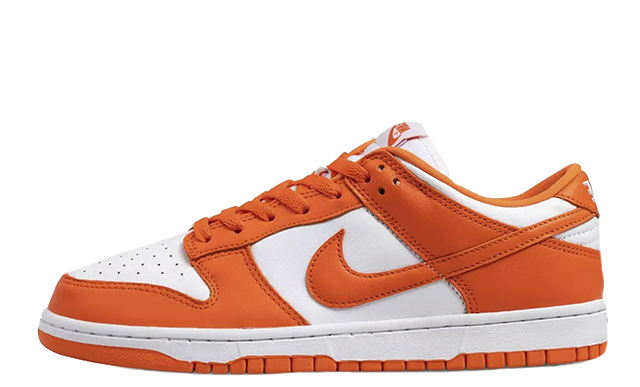 Nike SB Dunk Low SP Syracuse Orange CU1726-101