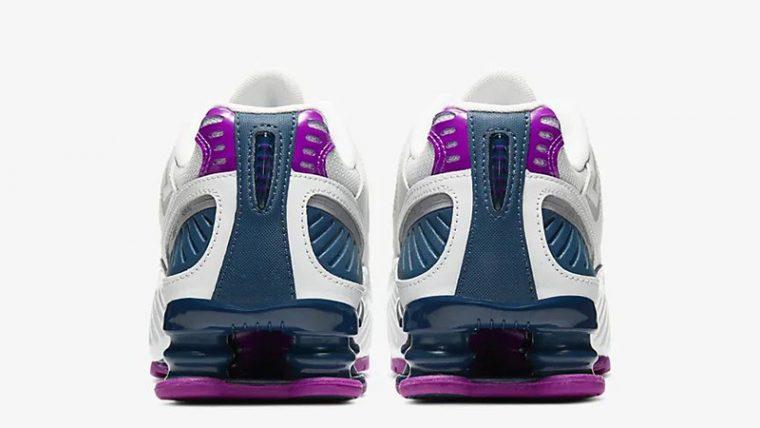 Nike Shox Enigma Photon Dust Purple BQ9001-009 back thumbnail image