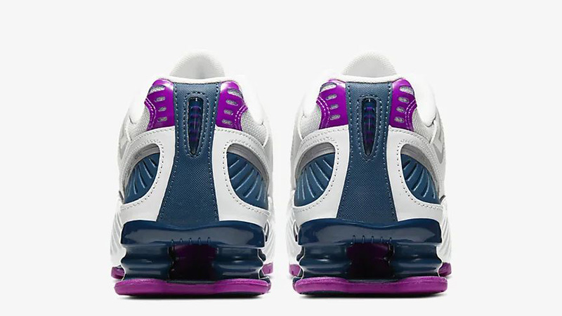 Nike Shox Enigma Photon Dust Purple BQ9001-009 back