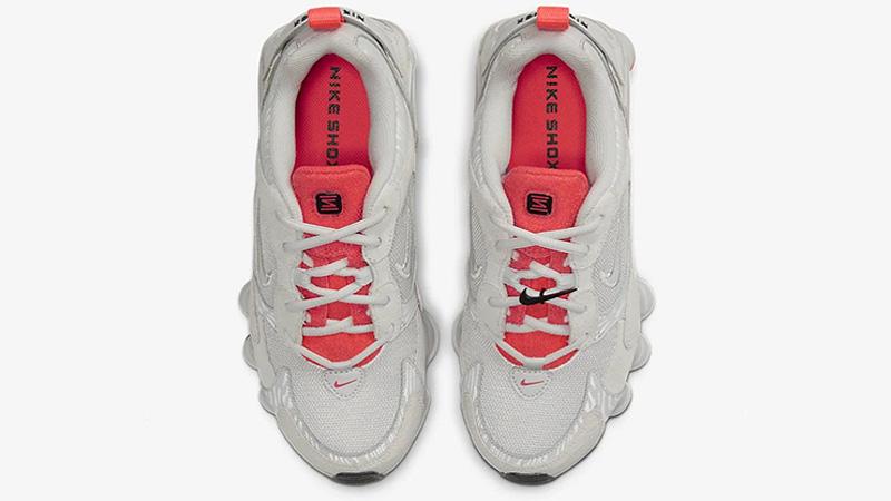 Nike Shox TL Nova Vast Grey CU3445-001 middle