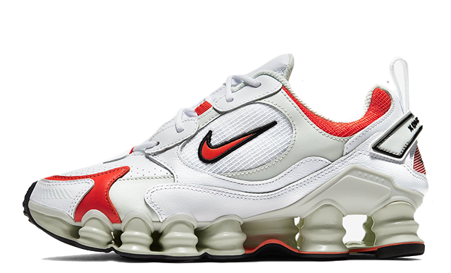 Nike Shox TL Nova White Spurce Aura At8046-101