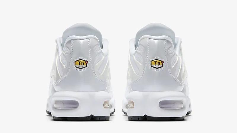 Nike TN Air Max Plus Premium White 848891-100 back