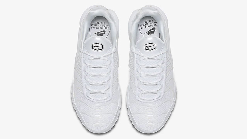 Nike TN Air Max Plus Premium White 848891-100 middle