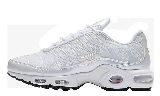 Nike TN Air Max Plus Premium White 848891-100