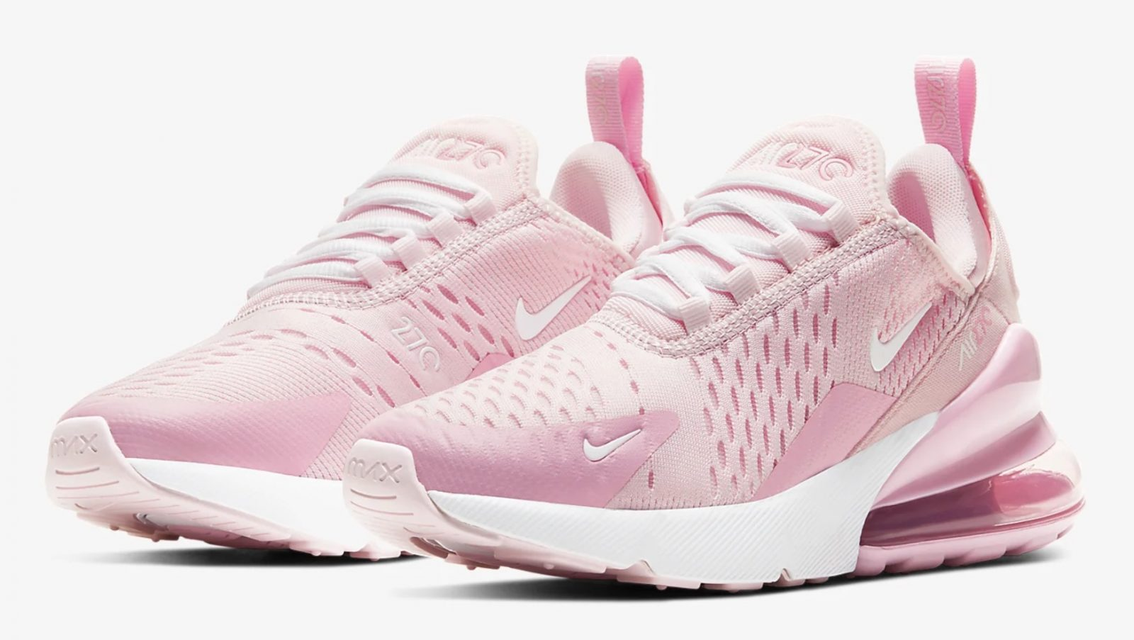 The Latest Nike Air Max 270 'Pink Foam' Is As Pretty As It Gets