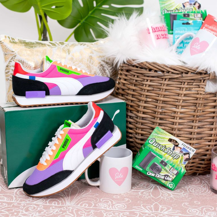 The Sole Womens Galentines Puma Sport Style Competition rider