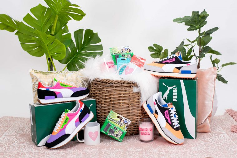 The Sole Womens Galentines Puma Sport Style Competition 4