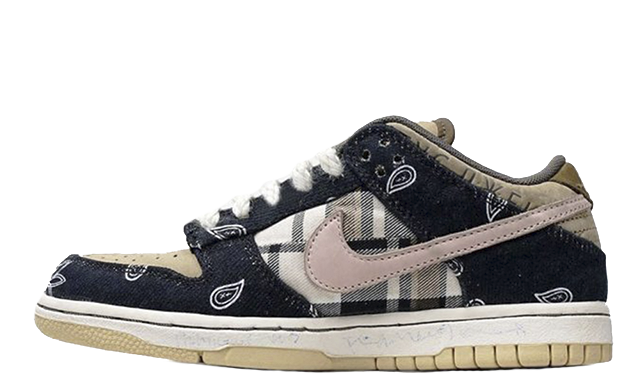 Travis Scott x Nike SB Dunk Low Cactus Jack CT5053-001