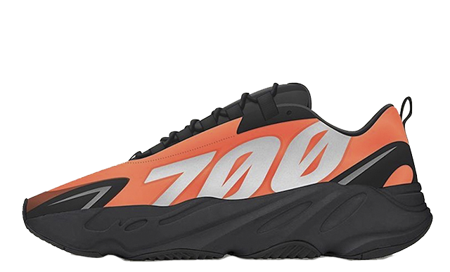 Yeezy Boost 700 MNVN Orange FV3258