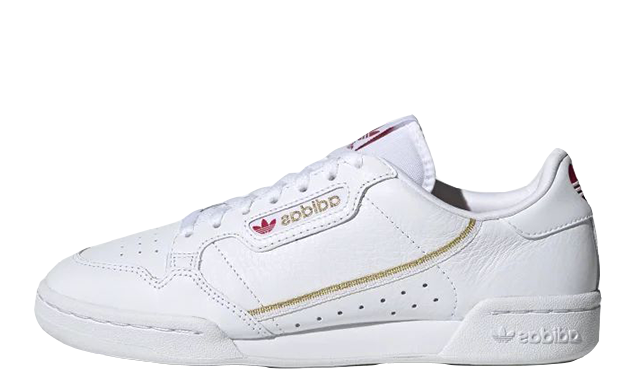adidas Continental 80 Valentines Day White FW6391